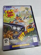 Sam and Max hit the road nuevo y precintado para PC