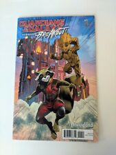 Guardians fo the Galaxy Mission Breakout Comic 00004000  Book Variant Edition #1 May 2017