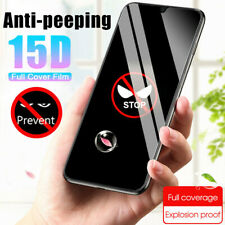 For iPhone 12 Mini 12 Pro Max Privacy Tempered Glass Anti-Spy Screen Protector