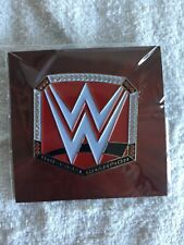 WWE Slam Crate - Universal Title Pin - Mint In Sealed Package! Loot Crate