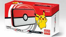 New Nintendo 2DS XL Poke Ball edition (PAL) new unused