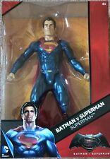 Mattel Dc Collectibles Superman vs Batman Superman 12 inch figure UK seller