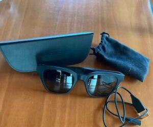 Occhiali Bose Frames Alto S/M Neri - Nuovi, ancora incelofanati, in garanzia