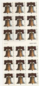 US 4437a Liberty Bell forever ATM booklet 18 (2009 date) MNH 2010