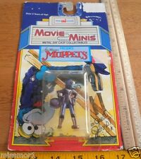 The Muppets Movie Minis 1988 The Great Gonzo die cast metal figure MIP