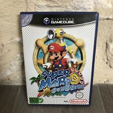 Super Mario Sunshine Game Cube GameCube Nintendo Pal Edi. Fr