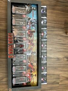 Hot Toys Iron Man 3 Hall of Armor Miniature - New In Box