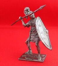 Collection 54 mm Tin Miniature sculpture Figure Toy soldier 1:32 Roman legionary