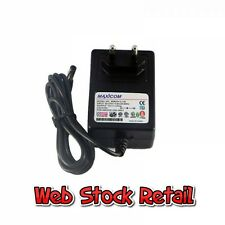 12V 2A 24W Power Adapter Charger AC INPUT 90-270V DC OUTPUT DTH 12 Volt 2 Amp