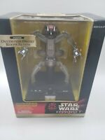 Star Wars Episode 1 Animated Destroyer Droid Room Alarm New Sealed Package 1999
