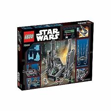 LEGO SET 75104 KYLO RENS COMMAND SHUTTLE  - BRAND NEW - STILL SEALED