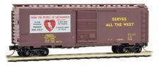NIB N MTL #02000067 40' Single Door Boxcar 'Friendship Train' UP#198531