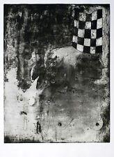 ANGELA HAMPEL - Rattenkönigin - Radierung um 2005