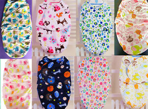 Swaddle Wrap Sleeping Bags Just Cute Baby Girls Boys sizes 0-3mths,3-6mths BNWT