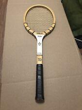 Wilson The Jack Kramer Autograph Tennis Racket Nice!!! Vintage!!!