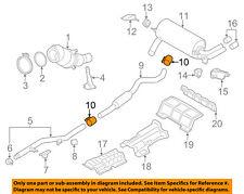 BMW OEM 07-18 X5 3.0L-L6-Exhaust Clamp 18307560781