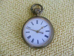 Sehr alte Taschenuhr wahrscheinlich - Rosskopf -
