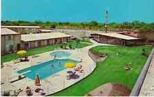 "Sacramento CA  ""The Caravan Inn Motel""   Postcard California"