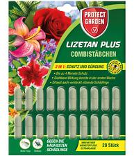 Protect Garden Combistäbchen Lizetan plus 20 Stück 2in1 Schutz und Düngung