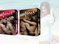 Manforce Combo Pack-Double  Your Pleasure Condom with (Set of 2 X 10 )
