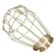 Metal Bulb Cage Guard Lamp Light Cage Hanging Industrial Vintage Pendant