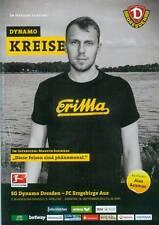 "Stadion-Journal ""Dynamo-Kreisel"" 2.Liga 18.09.2016, Dyn. Dresden-Erzgebirge Aue"