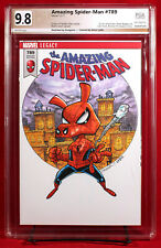 SPIDER HAM PGX 9.8 NM/MT Orignal Sketch Cover by DONGARRA Colors by STEVE LYDIC!
