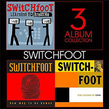 Switchfoot 3 Album Collection 3CDs