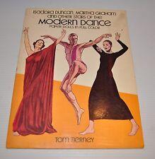 - Modern Dance Paper Dolls Tom Tierney 1980s-