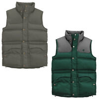 Timberland Goose Eye Mountain Vest Mens Bodywarmer Gilet 5469J