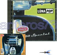 "LUNAPOP CESARE CREMONINI ""50 SPECIAL"" RARO CDsingolo + REMIX"
