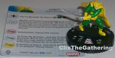 LOKI #046 Avengers Assemble Marvel Heroclix Rare