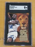 1994-95 Fleer Young Lion Shaquille O'Neal SGC 9 POP 1 None Higher Newly Graded