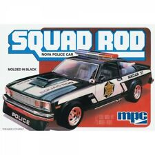 MPC - 1979 Chevy Nova Squad Rod Police Car 1:25 model KIT [MPC851] - GALAXY RC
