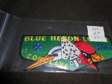 Blue Heron 349 s69 flap OAE