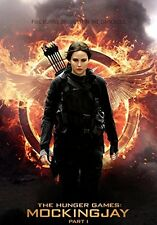 The Hunger Games: Mockingjay Part 1 Edible Icing Image for 1/4 sheet cake