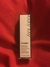MARY KAY TIMEWISE LUMINOUS-WEAR FOUNDATION BEIGE 6 NORMAL TO DRY SKIN NEW IN BOX