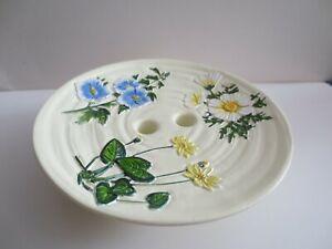 Unused Marks & Spencer Floral Ceramic Soap Dish