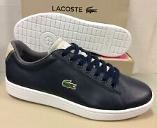 Lacoste Carnaby Evo Men's Sneakers Trainers Shoes, Size UK 8 / EU 42 / USA 9
