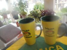 2 Ceranic Mugs Jamaica Smile Mon LOGO