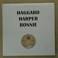 "BONNIE PRINCE BILLY - Haggard / Harper **RARE 7""-Vinyl**NEW**LTD 1000 worldwide*"