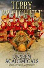 Unseen Academicals: (Discworld ROMAN 37) (Discworld romans) par Pratchett, Terry