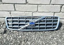 Volvo Front Gray Chrome  upper Grille 9190986 / 9190985 OEM XC70