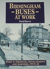 BIRMINGHAM BUSES 1913-42 West Midlands Bus History NEW Transport Road Routes