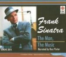 Frank Sinatra: The Man, The Music Ross Porter 4 AUDIO BOOK CDs After Hours jazz