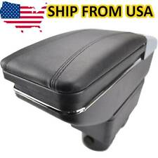 For Nissan Versa 2007 2011 2012 Center Console Container Armrest Storage Box Fits Nissan