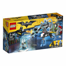 LEGO Batman Movie Mr. Freeze Ice Attack 2017