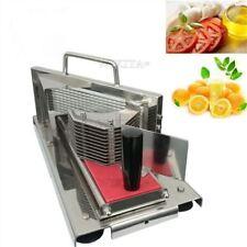 New Tomato/ Lemon Cutter Slicing Machine Manual Fruit/Vegetable Slicer mh