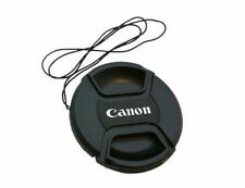 Replacement 62mm Snap-on Front Lens Cap/Cover For Canon 7D 60D 600D 650D 700D