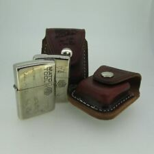 Matco Tools - Zippo - Eddie Hill Racing - Set of 2 - w/Leather Case
